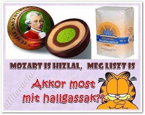 Fitti Konyha: Fitti humor - A komolyzene is hizlal...
