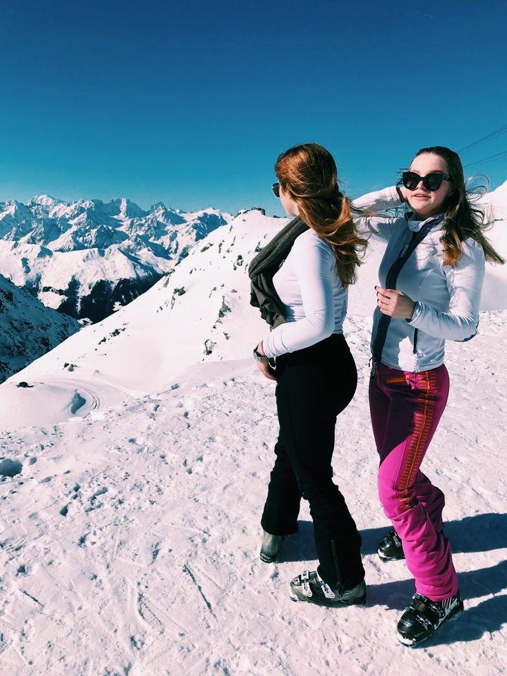 Best friend Ski week @valentinazeh