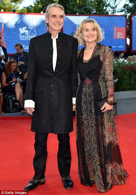 Jeremy Irons & Sinead Cusack