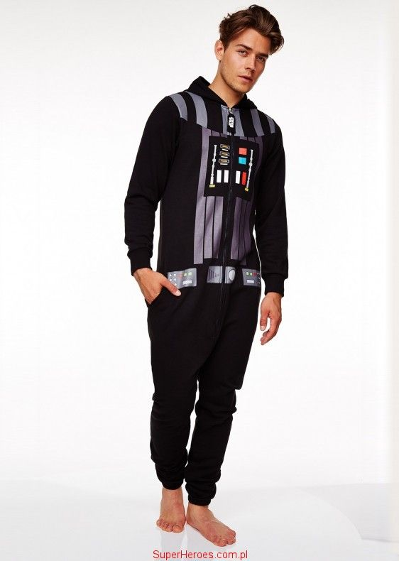 Kombinezon Darth Vader - onesie Star Wars