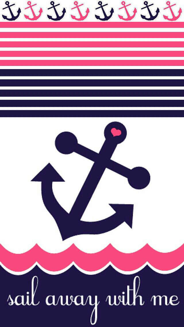 anchor iphone wallpaper 17 best ideas about chevron phone wallpapers on 10072