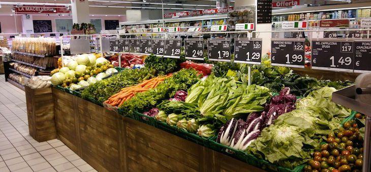 Il supermercato del Centro Commerciale Cityper riapre al pubblico dopo un restyling e con una nuova insegna del gruppo Auchan, quella di Simply.