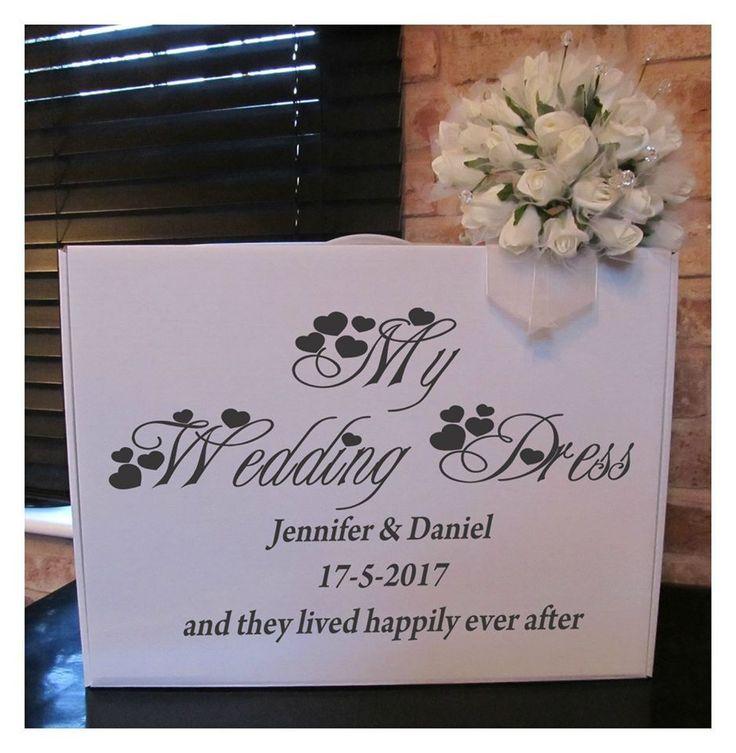228 best weddingdresstravelandstorageboxes images on for Acid free box for wedding dress