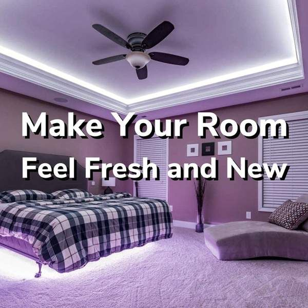 Make Your Room Feel Fresh And New Led Strip Lighting Strip Lighting Rgb Led Strip Lights