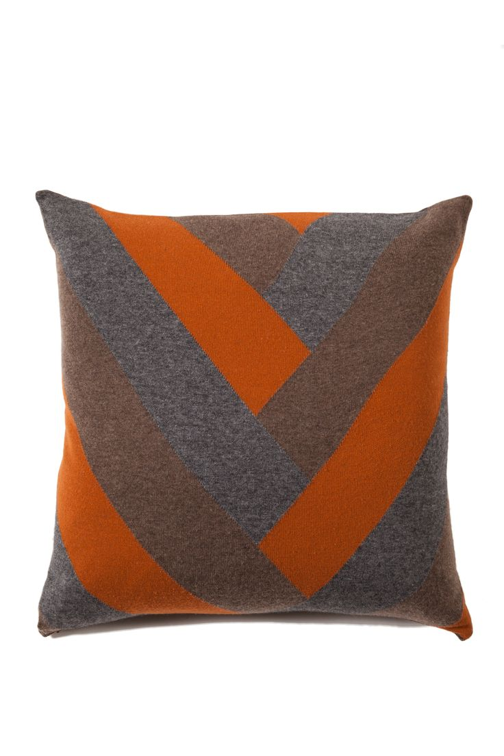 V Cashmere Pillow