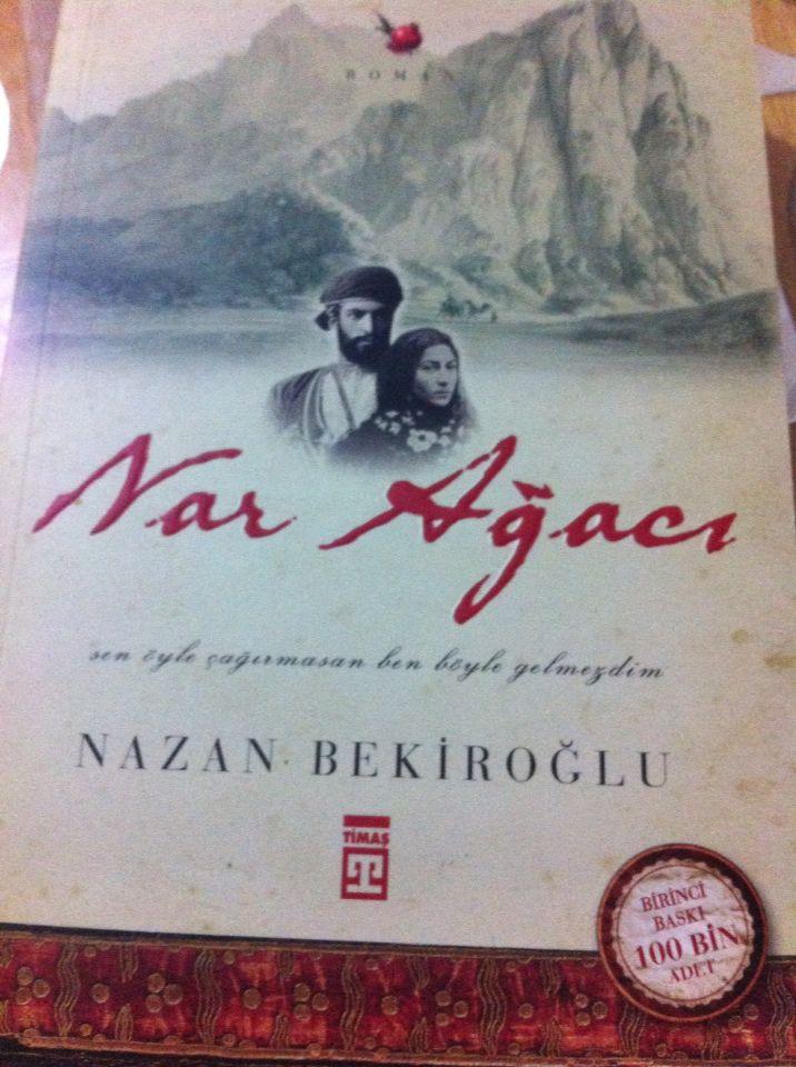Nazan Bekiroğlu #kitap