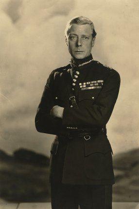 "Prince Edward VIII ""David"" (Edward Albert Christian George Andrew Patrick David) (1894-1972) Duke of Windsor, UK by Dorothy Wilding, November 1943."