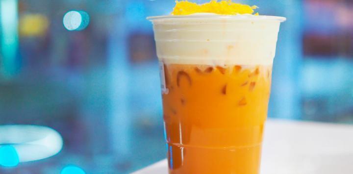Una de las ventajas de esta bebida es que puedes optar por su versión fría o su versión caliente,
