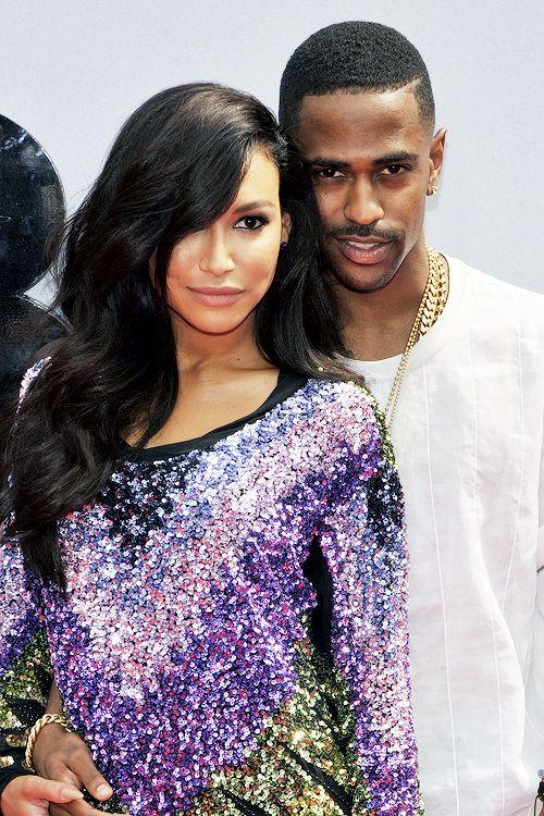 Naya Rivera & Big Sean at the Bet Awards 2013. Favorite couple ever ;-)