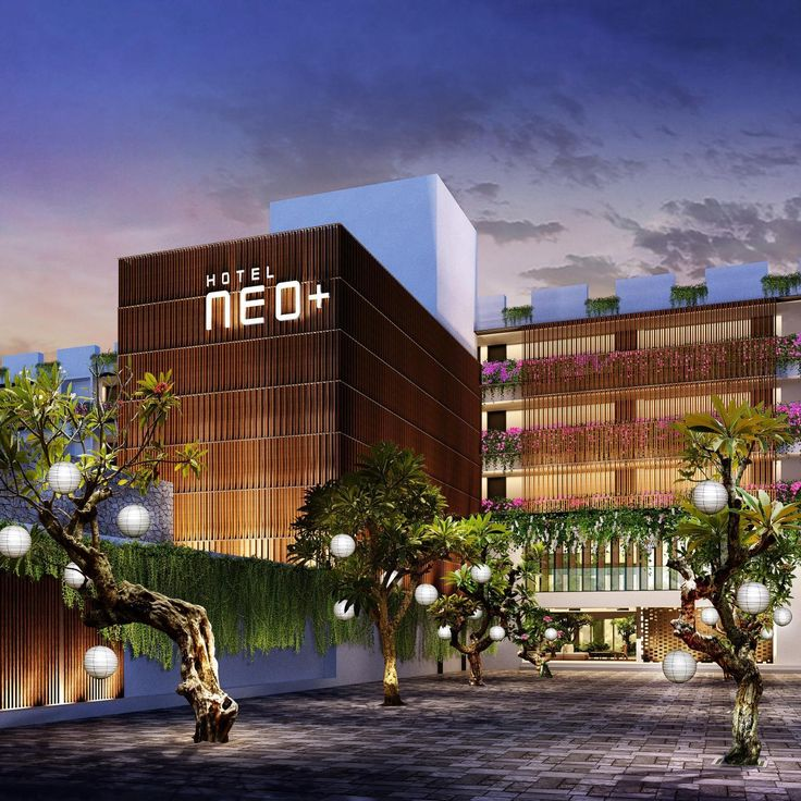 #WhatsNewBali @NeoKutaLegian ~ This new Neo+ hotel offers 117 funky stylish and smoke-free rooms, 2 meeting rooms, outdoor swimming pools, a cute little café shop, and a gorgeous spa.