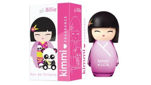 Kimmi Junior Perfumes - Billie - 1.7 oz / 50 ml EDT Spray Girl NEW IN BOX SEALED ** To view further for this item, visit the image link.