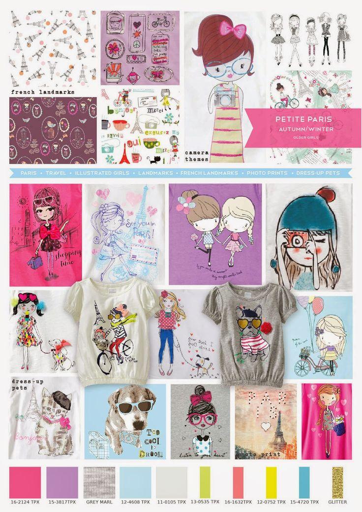 Fall 2016 Fashion trend forecast   Emily Kiddy: Youth, Girls-wear Autumn & Winter 16/17
