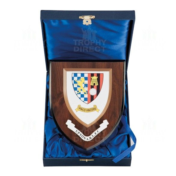 Warwick Military Plaque - min order 5 pieces