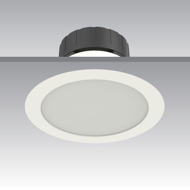 Viva90 #downlights  #Haneco #Lighting #LED #lights #commercial #office #home #decor #energyefficient