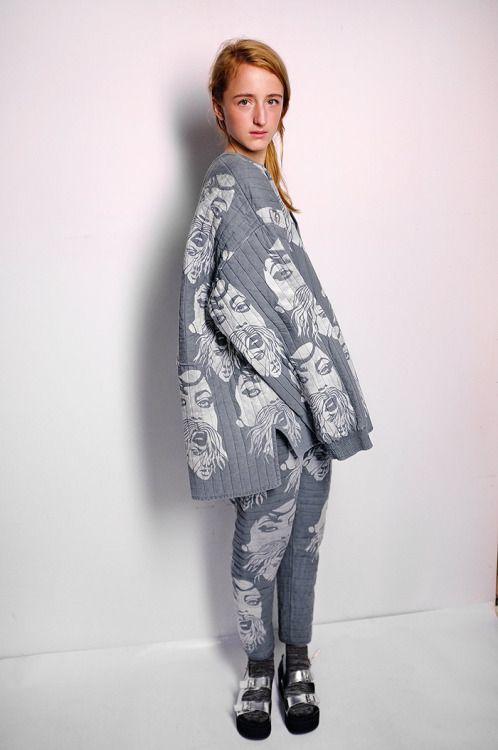 """Quilted """"Pyjamas"""" by Masha Lamzina"""
