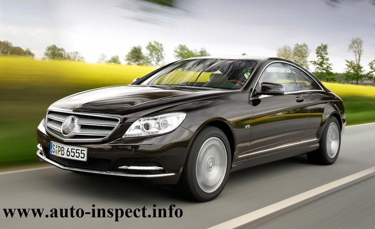 Auto Holdings: Mercedes-Benz CL Class