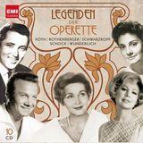 Legenden der Operette [CD], 19629285