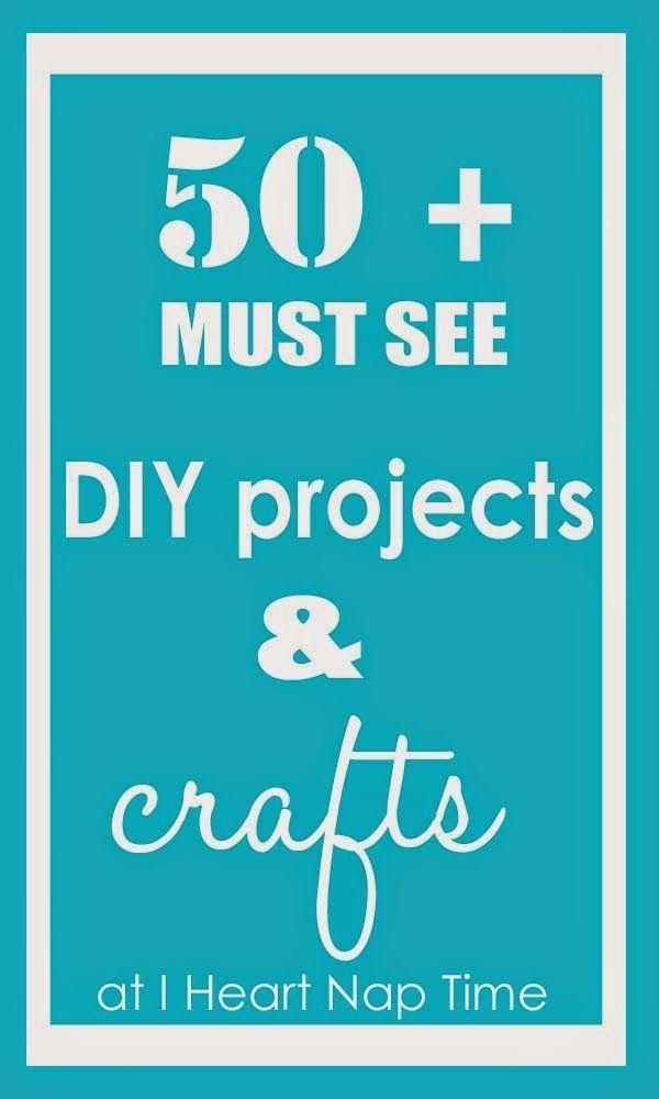 Top 50+ DIY Crafts