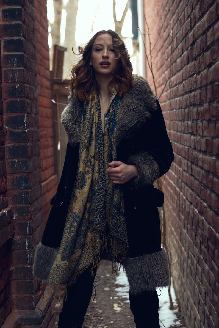 Ian Garrick Mason: filmmaker, photographer, essayist - Lisa Martinez, model
