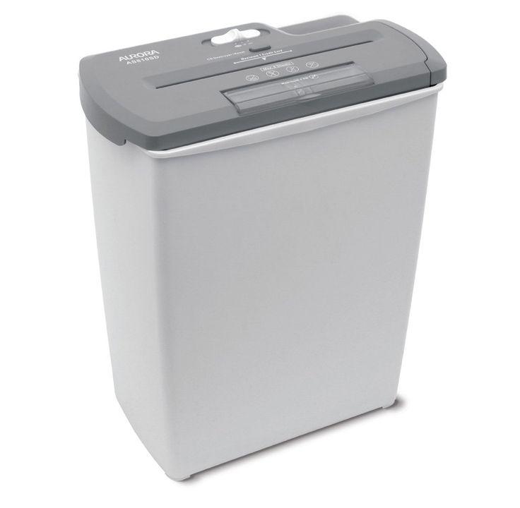 11 best best paper shredding machines in 2016 reviews for Best home office shredder uk