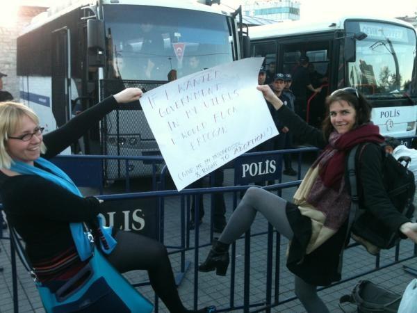 WoW girls in Turkey