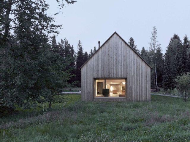 scandinavian retreat.: Hous am Moor