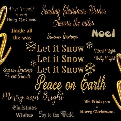 Seasons Greetings Wordart Latest Designer Resources Pinterest