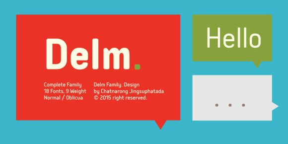 Delm (50% discount, from 15€)   https://fontsdiscounts.com/delm-85-discount-from-480e