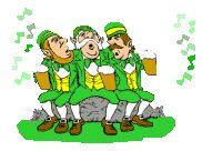 St. Patrick's Day music...!