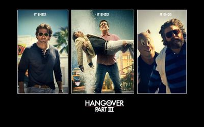 The Hangover Part III wallpaper