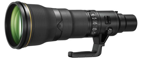 "Nikon 800mm f/5.6 lens announced. File this under ""totally amazing gear I couldn't come close to fully using"" ;-)"