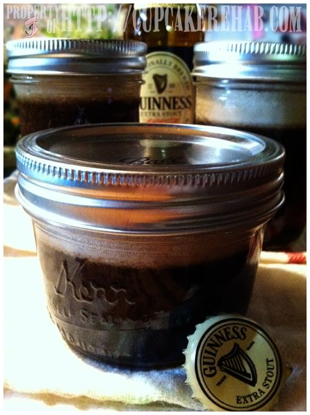 Beer Jelly- MAKES ABOUT 7 HALF-PINTS; I HALVED THE RECIPE & GOT  EXACTLY 3 HALF-PINTS & ONE4-OZ. JAR  Ingredients:  2 12-ounce bottles of stout beer 1 package powdered Sure-Jell pectin 3 ½ cups sugar  Directions:  1. Bring canner to a boil. Wash jars and lids. Put lids in a bowl and cover with boiling water with the canner. 2. In a large, non-reactive pot, bring the beer and powdered pectin to a rolling boil. It will be very frothy, that's normal. Stir in sugar and bring back to a rolling…