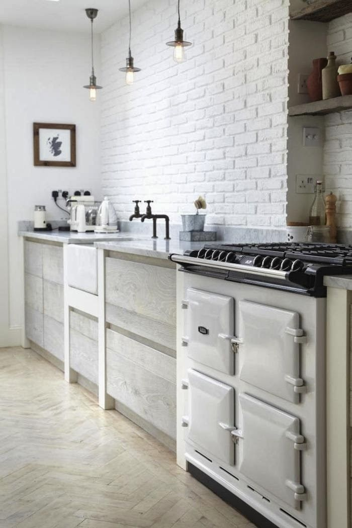 oak draws | kitchen  Aga fornuis Dual Control - elektrisch #fornuis