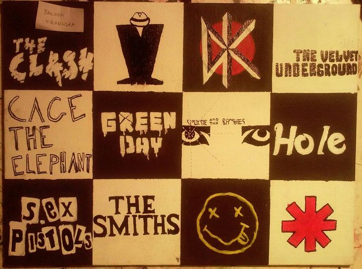 And this is for an other friend:D It seems like i always  draw or paint band logos for them:D Hmmm I'm fucking creative...