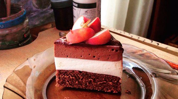 """Если вам нужен недорогой и вкусный торт, приготовьте """"Сметанник"""" по этому рецепту! Делается он архипросто, а выглядит - на миллион! Я проверяла! Попробуйте!"""