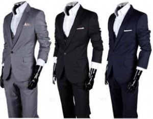 Men Skinny Suits Blazer Trousers and Vest From Sneak Outfitters: Light Pink Blazers, Grey Suits, Blazers Trousers, Skinny Suits, Men Fashion, Men Skinny, Business Suits, Suits Blazers, Formal Suits