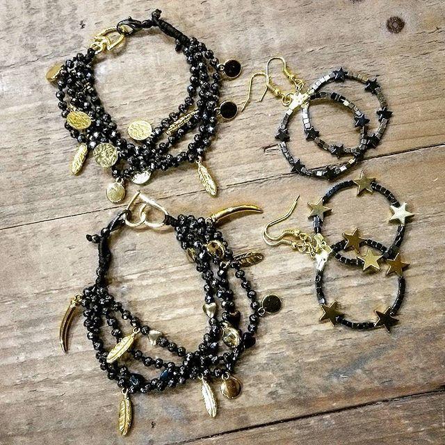 Frolic Stones...boho jewelry,  bohemian bracelets