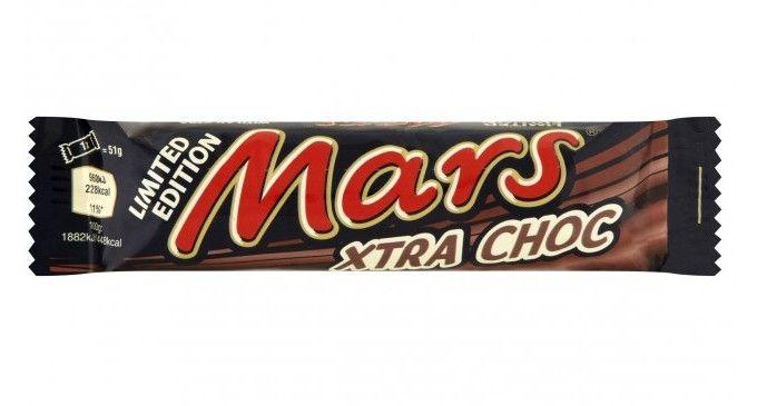 MARS Xtra Choc Bar ...