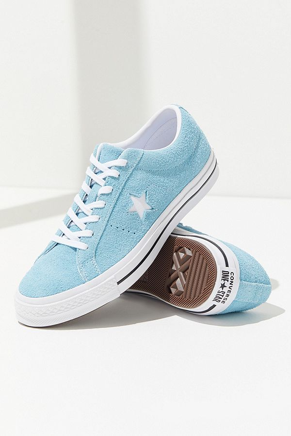 Converse One Star Fuzzy Ox Sneaker | Converse one star ...