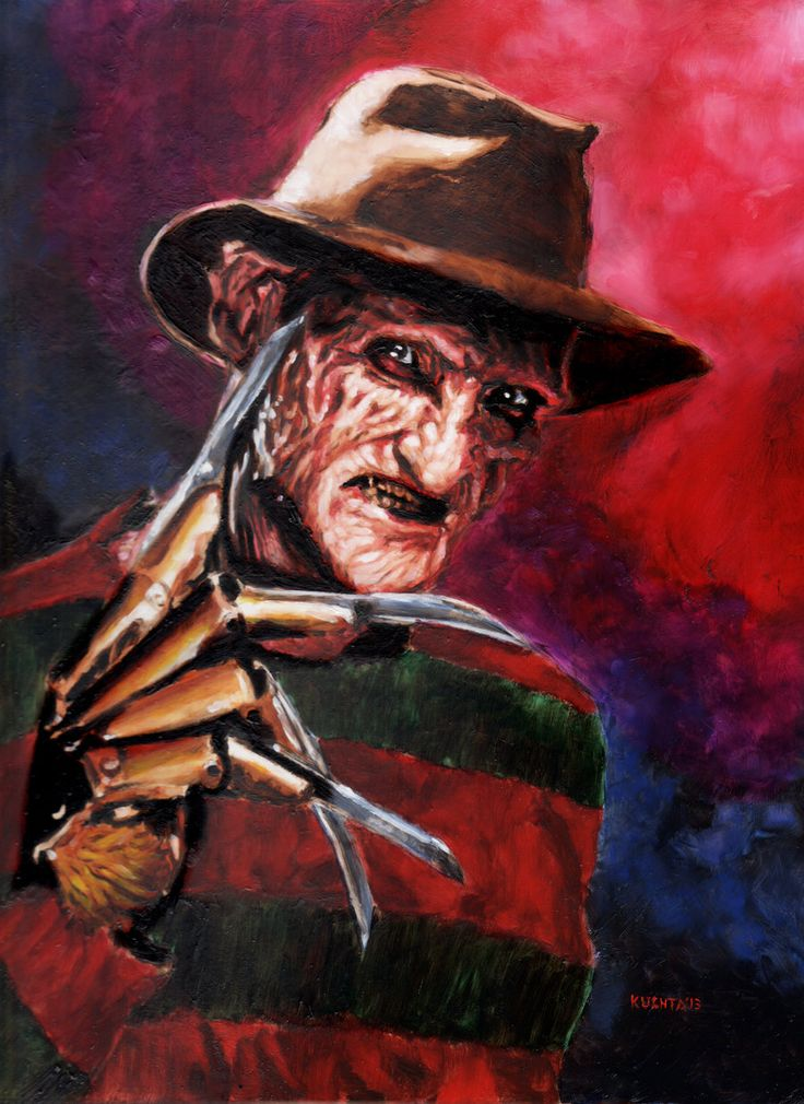 91 best images about freddy krueger having a nightmare on - Pictures of freddy cougar ...