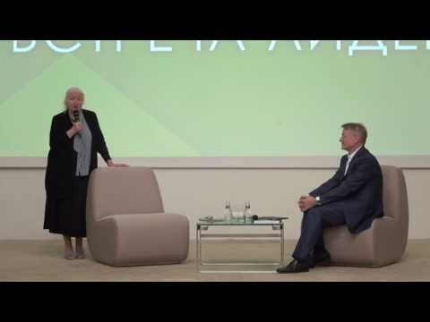 Татьяна Черниговская в Сбербанке. Почему мозгу нужны трудные задачи - YouTube