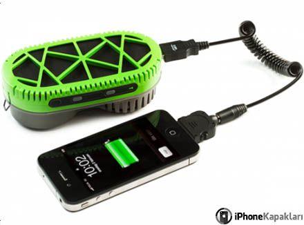 #iPhone'u portatif reaktör ile şarj edebilirsiniz...