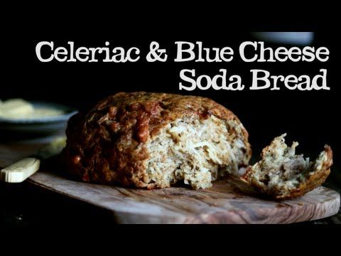 Celeriac & Blue Cheese Soda Bread from Abel & Cole