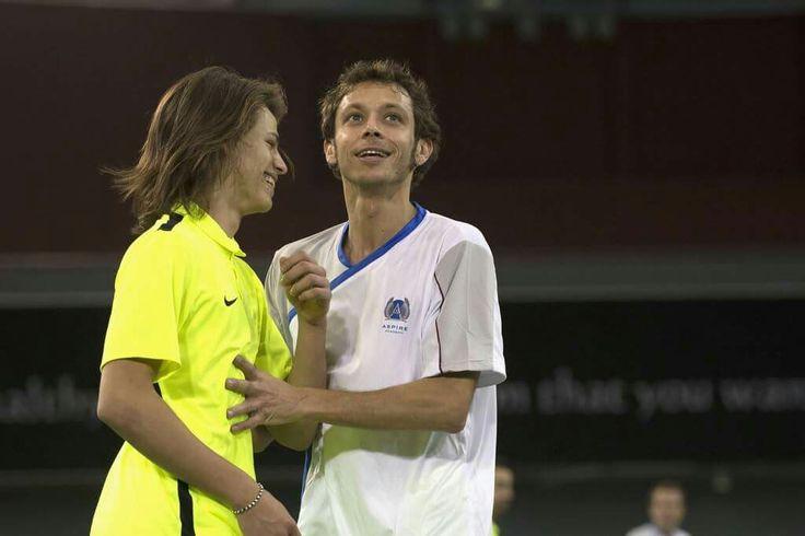 Vale with Nicolo J.Bulega