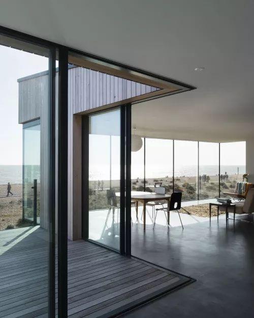 minimal windows - Open Corner