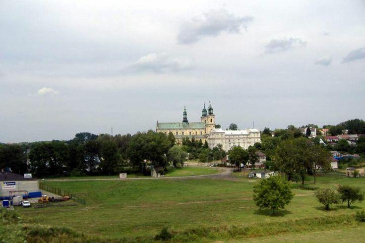 Dominikanie w Jarosławiu - widok od południa. #dominikanie #klasztor #jarosław