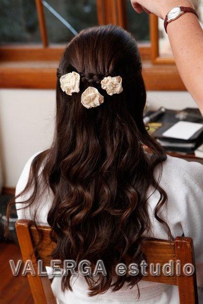 Peinado novia 2011