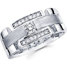 Male engagement ring. <3