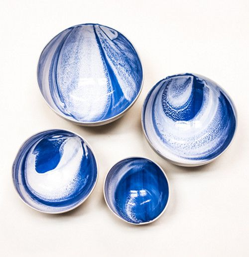 Swift and Roe bowls via Design Sponge = super lovely