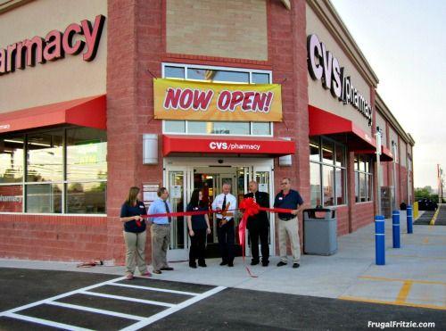 CVS in Joplin Now Open (+ my first CVS shopping trip)